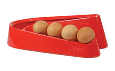 red egg holder