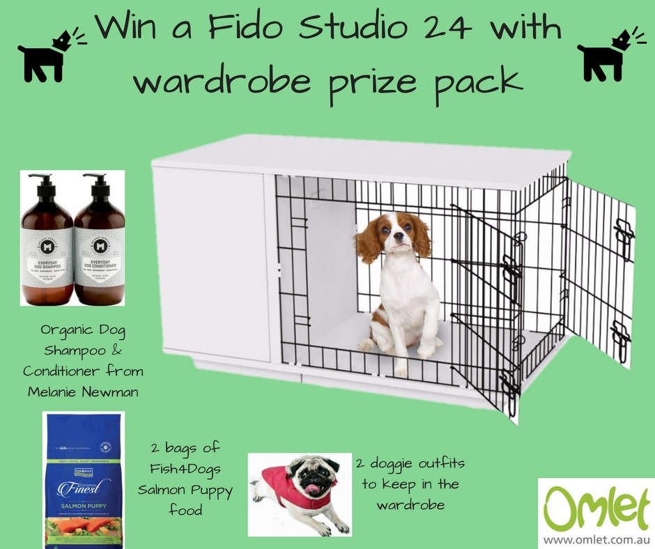 Fido dog crate